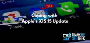 coping with ios15